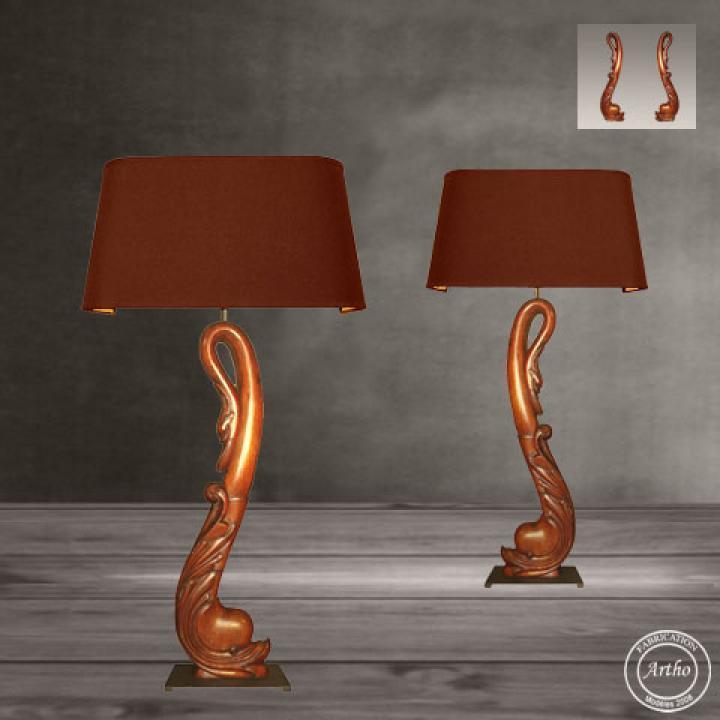 Les lampes de table